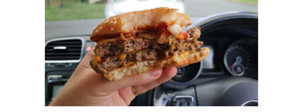 Image of Double Quarter Pounder Burger