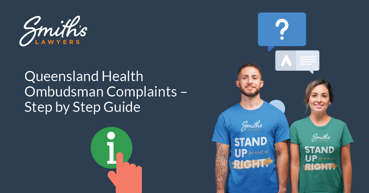 Queensland Health Ombudsman Complaints Step By Step Guide