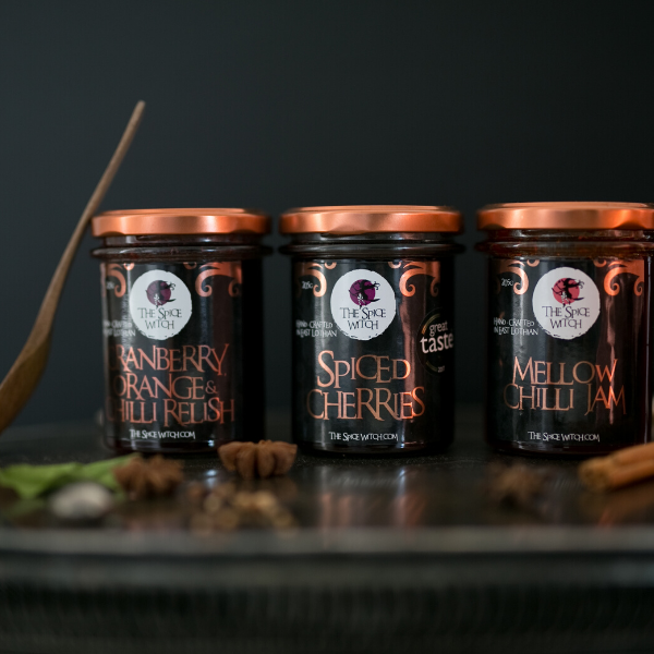 Spice Witch Chutneys and Relish