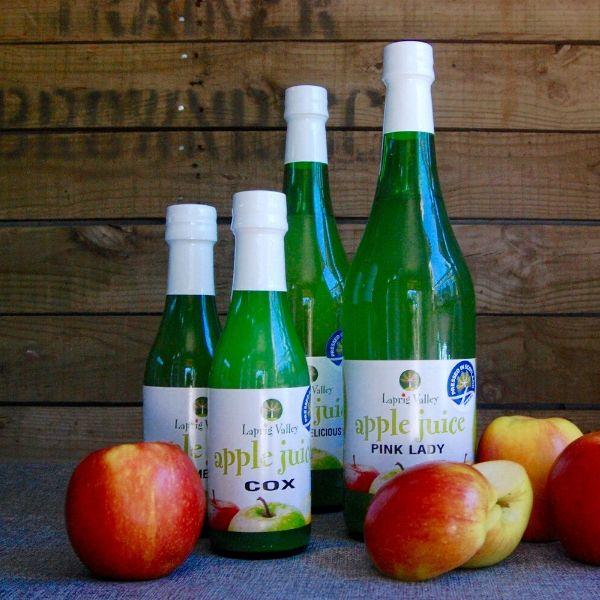 Apple Juice - Laprig Valley - larger bottles only