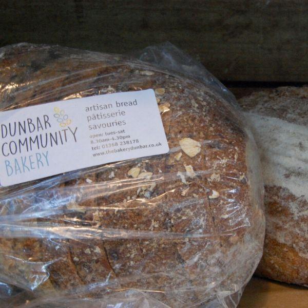 Bread - Dunbar Community Bakery - various