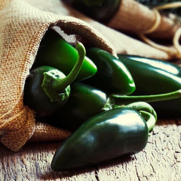 Chillis - Green Jalapeno