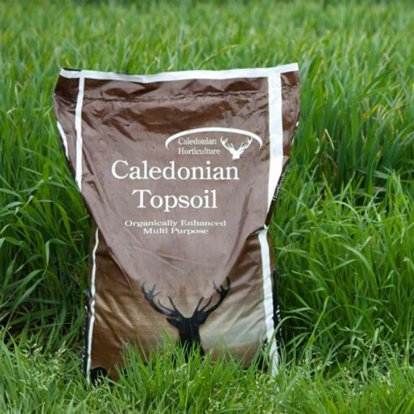 20kg Caledonian Topsoil - COLLECTION ONLY