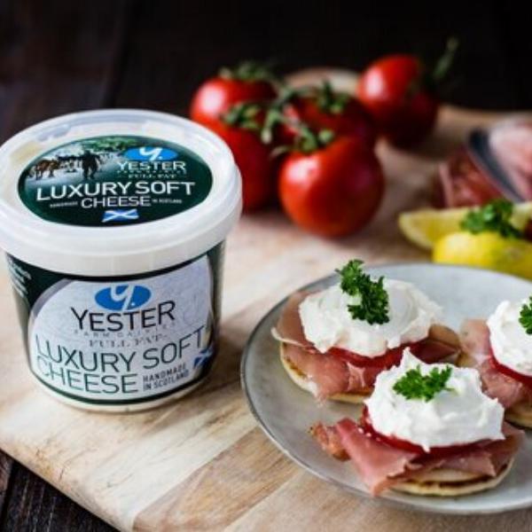 Yester Luxury Soft Cheese