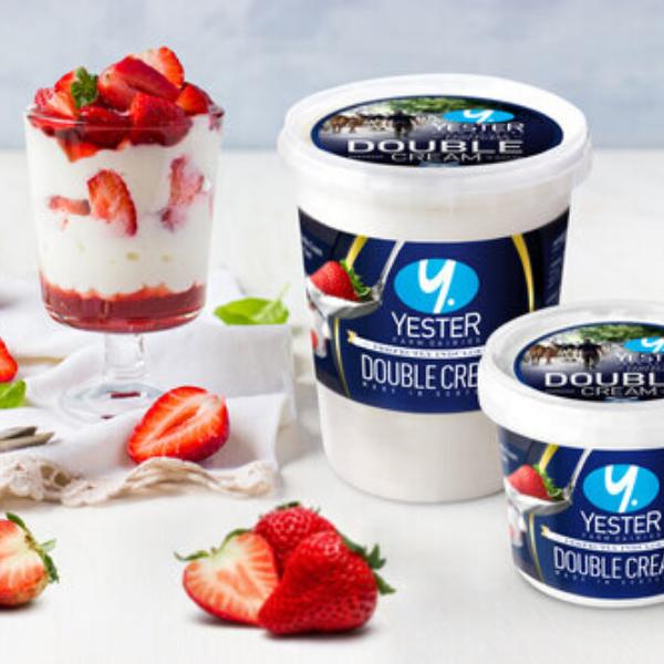 Yester Double Cream