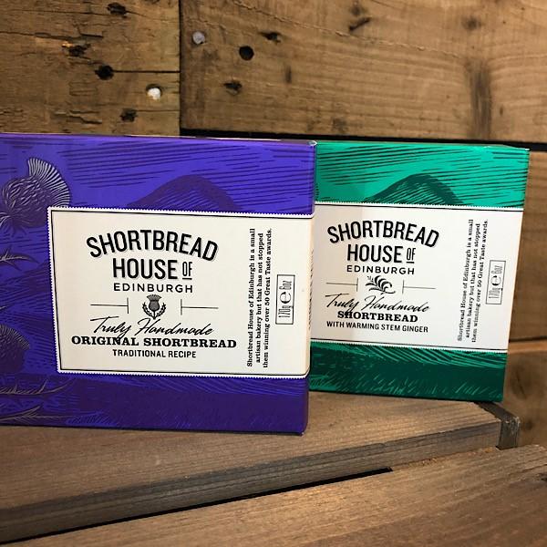 Shortbread - Shortbread House of Edinburgh