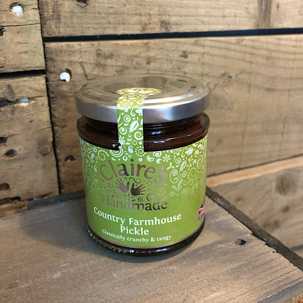 Claire's Handmade Country Farmhouse Pickle