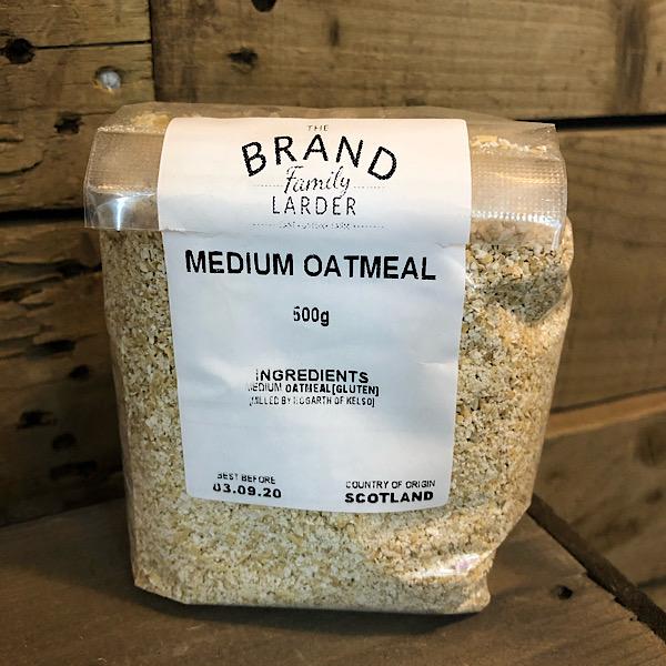 Oatmeal - available as Medium or Pinhead