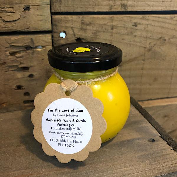 Lemon Curd - For The Love of Jam