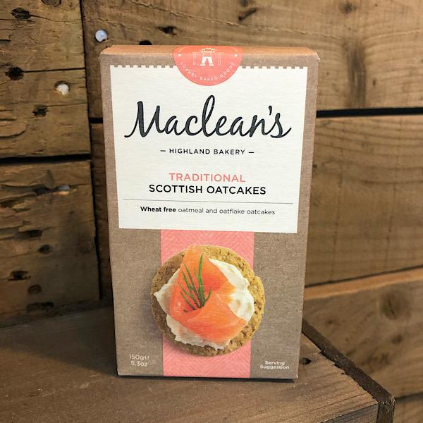 Maclean's Highland Bakery Original Mini Oatcakes