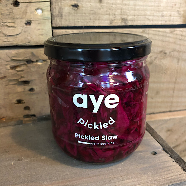 Aye Pickled - Pickles and Hot Sauce (GF, VG)