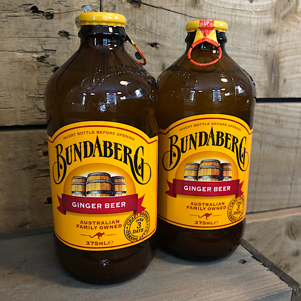 Bundaberg Ginger Beer - 375ml bottle