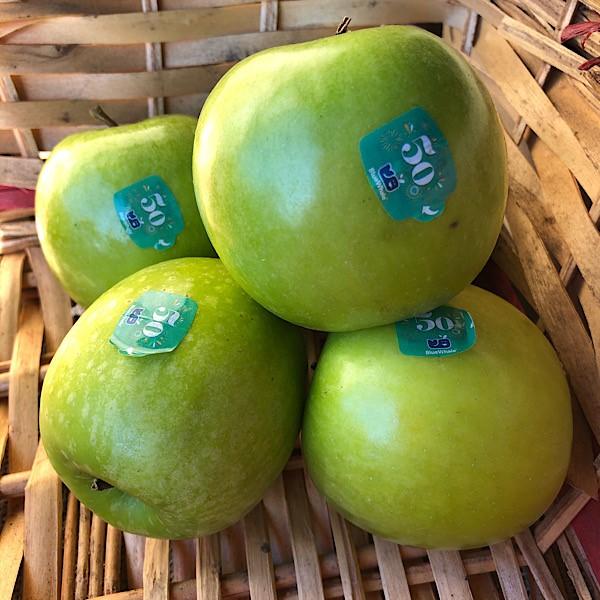 Apples (bags of 4)