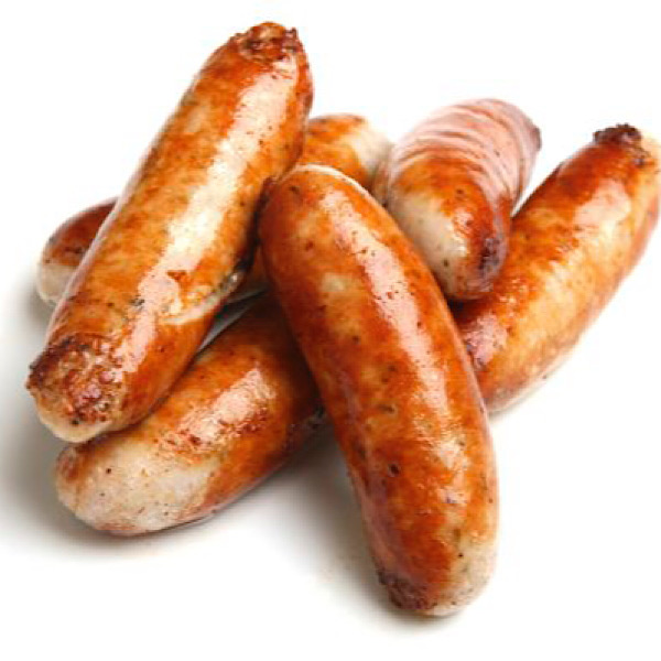 Pork Sausages (various including gluten free options)