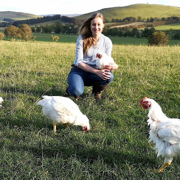Pasture Poultry Free Range Chicken - Half and Whole available - order by Tuesday evening to guarantee the fresh chicken you want!  Delivered to us on Friday.