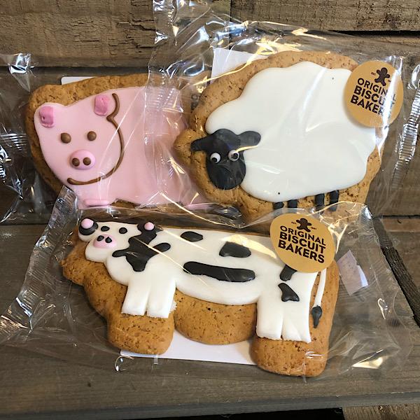 Original Farm Animal Biscuits
