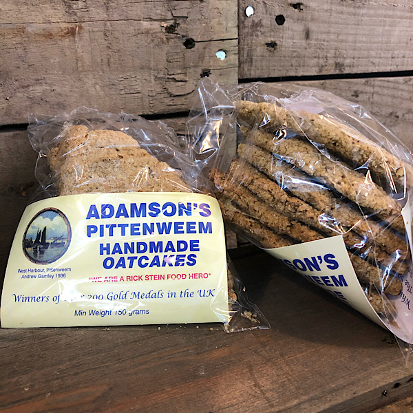 Adamson's Pittenweem Handmade Oatcakes