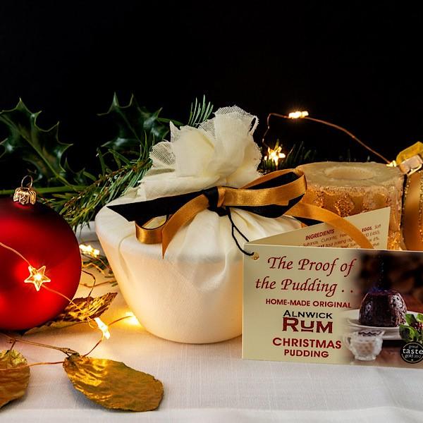 Christmas Puddings - Proof of the Pudding