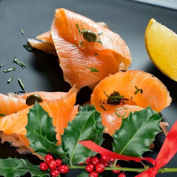 Belhaven Smokehouse Smoked Salmon