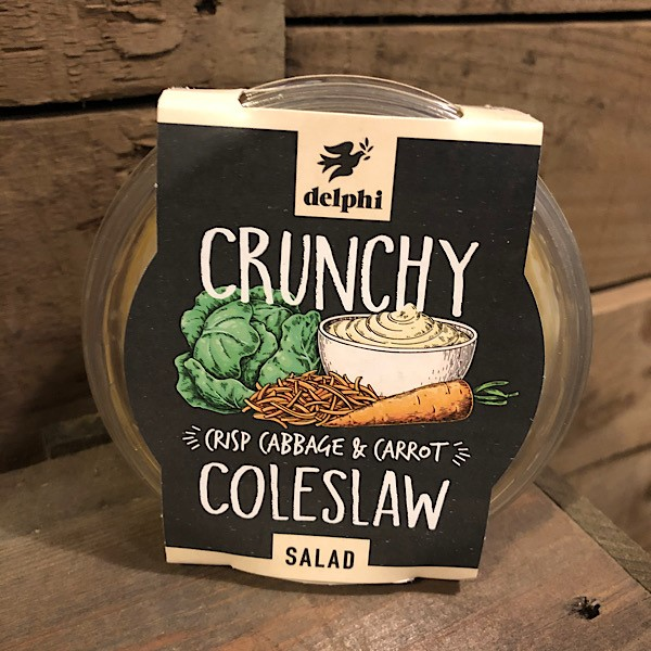 Delphi Crunchy Coleslaw Salad