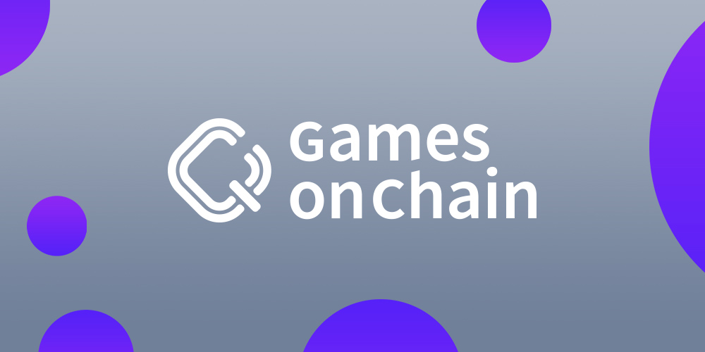 Games on Chain Blog Post Cover