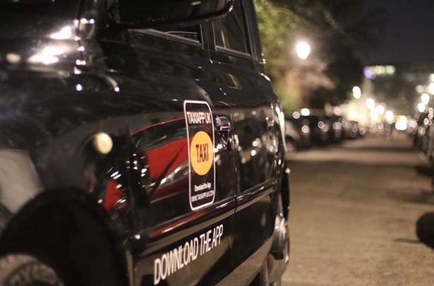 We created London's first ever taxi speed dating event and this was the result...