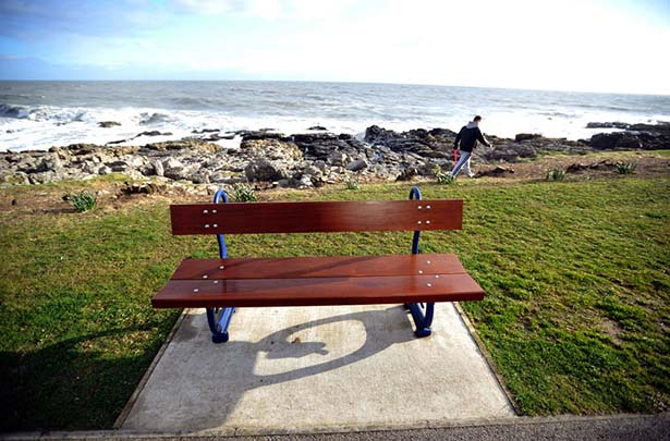 PR story of the month (so far): Bridgend County's #selfiebench
