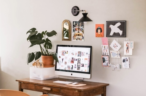 Productivity & Positivity: Working from home tips.