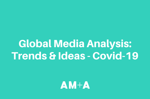 ‍In the wake of Covid-19 global media has had to change focus. Here are our insights.