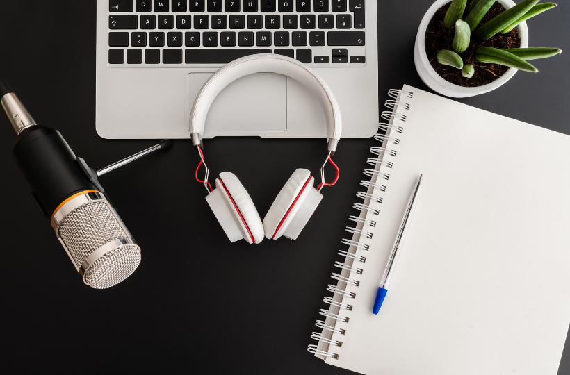 Tips on how podcasts can help your organisation.