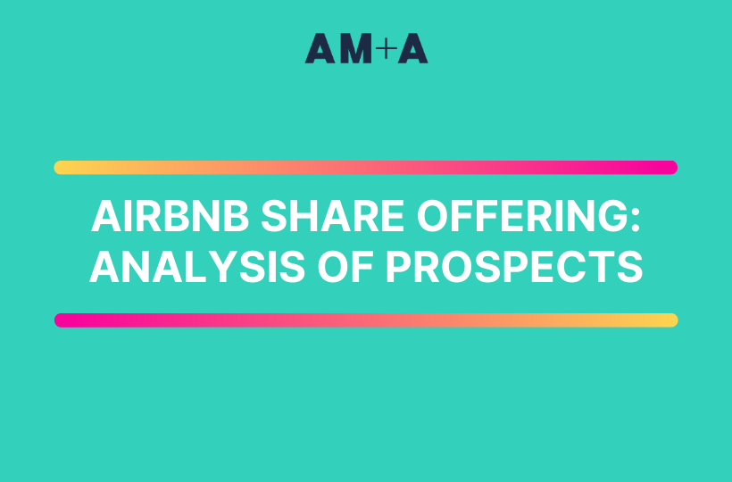 Airbnb share offering - an analytical perspective on its prospects.