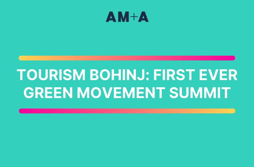 Tourism Bohinj launches first ever Green Movement Summit.