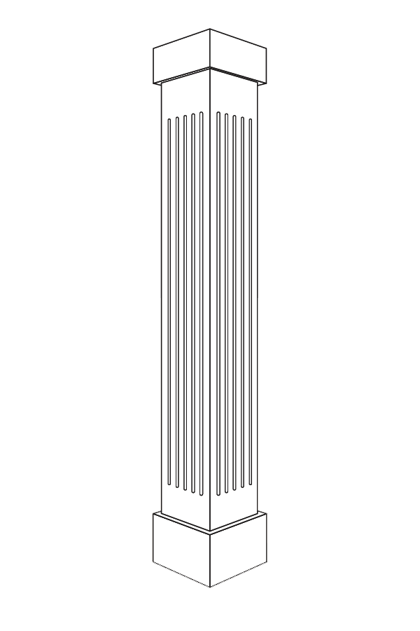 Fluted 1