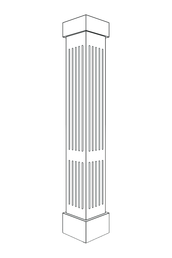 Fluted 2