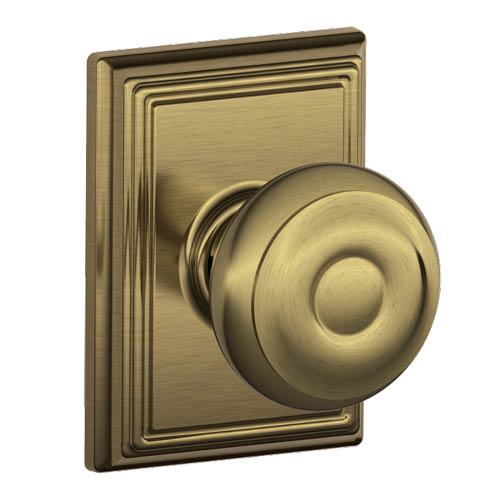 Georgian Knob with Addison Trim