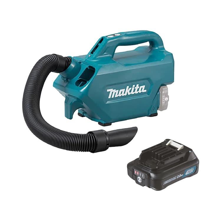 Støvsuger Makita CL106FDZW; 10,8 V (uten batteri og lader