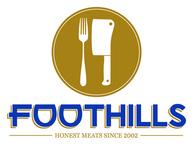 Foothills Butcher Bar logo