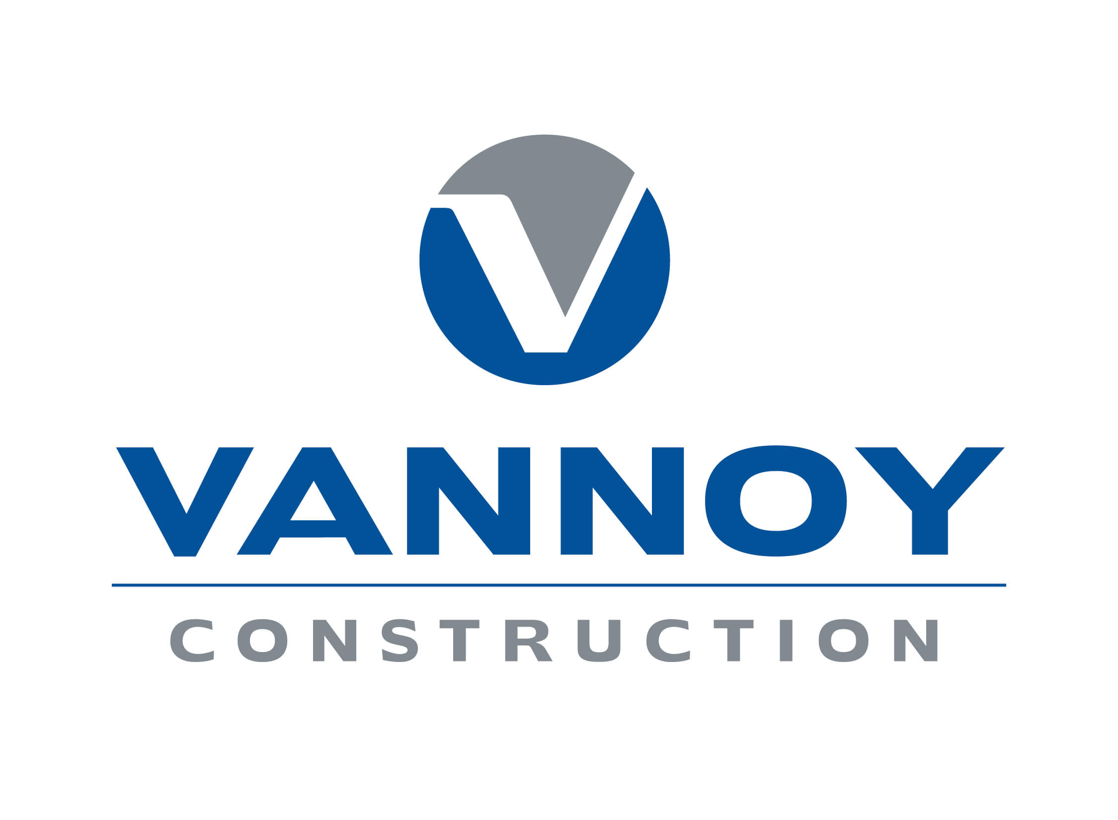 Vannoy Construction  logo