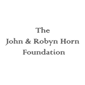 The John and Robyn Horn Foundation logo