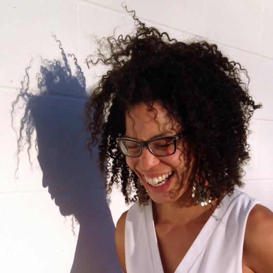 Headshot of Lisa Jarrett