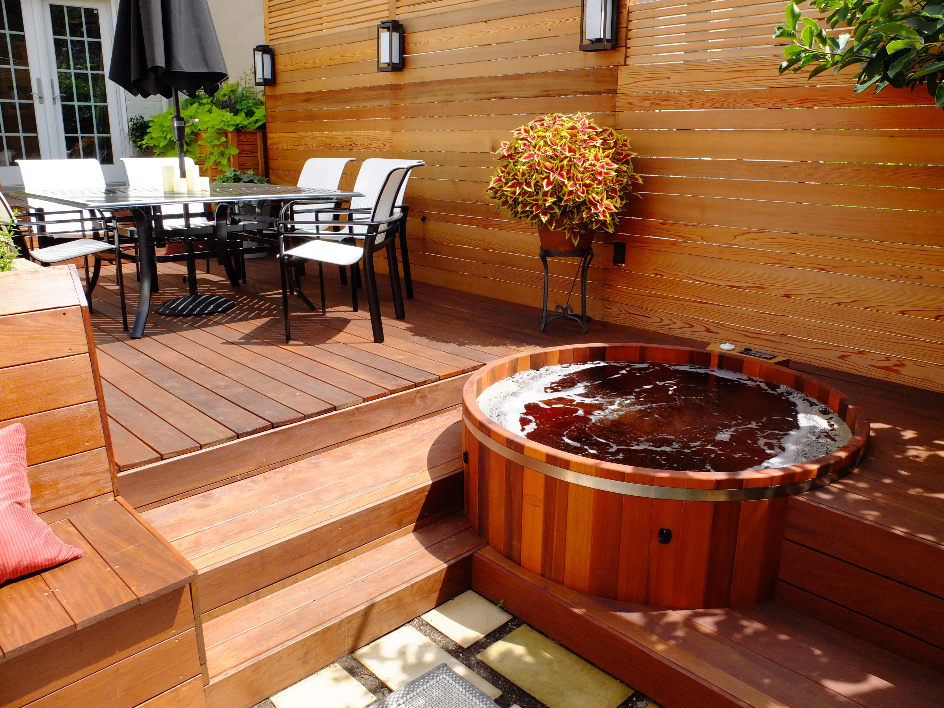 ECOsmarte spas or hot tubs.