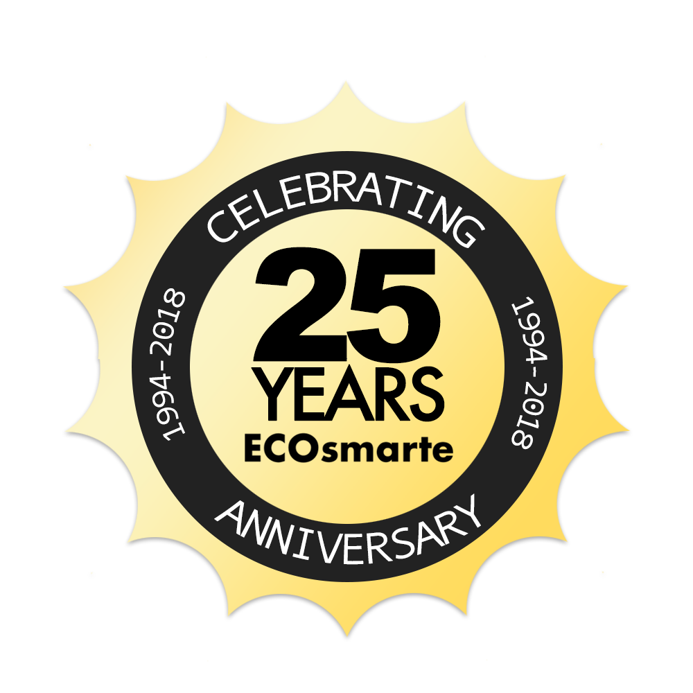 ECOsmarte 25th Years Anniversary