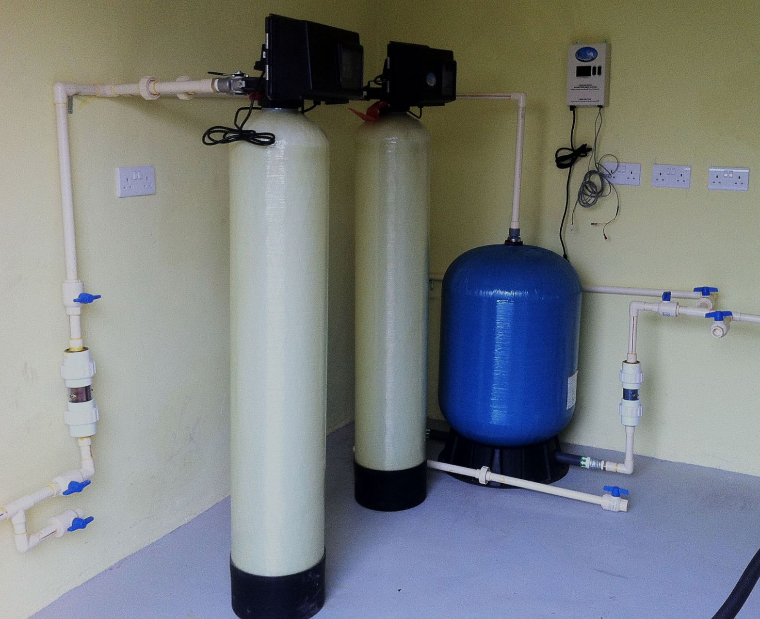ECOsmarte Well Water System