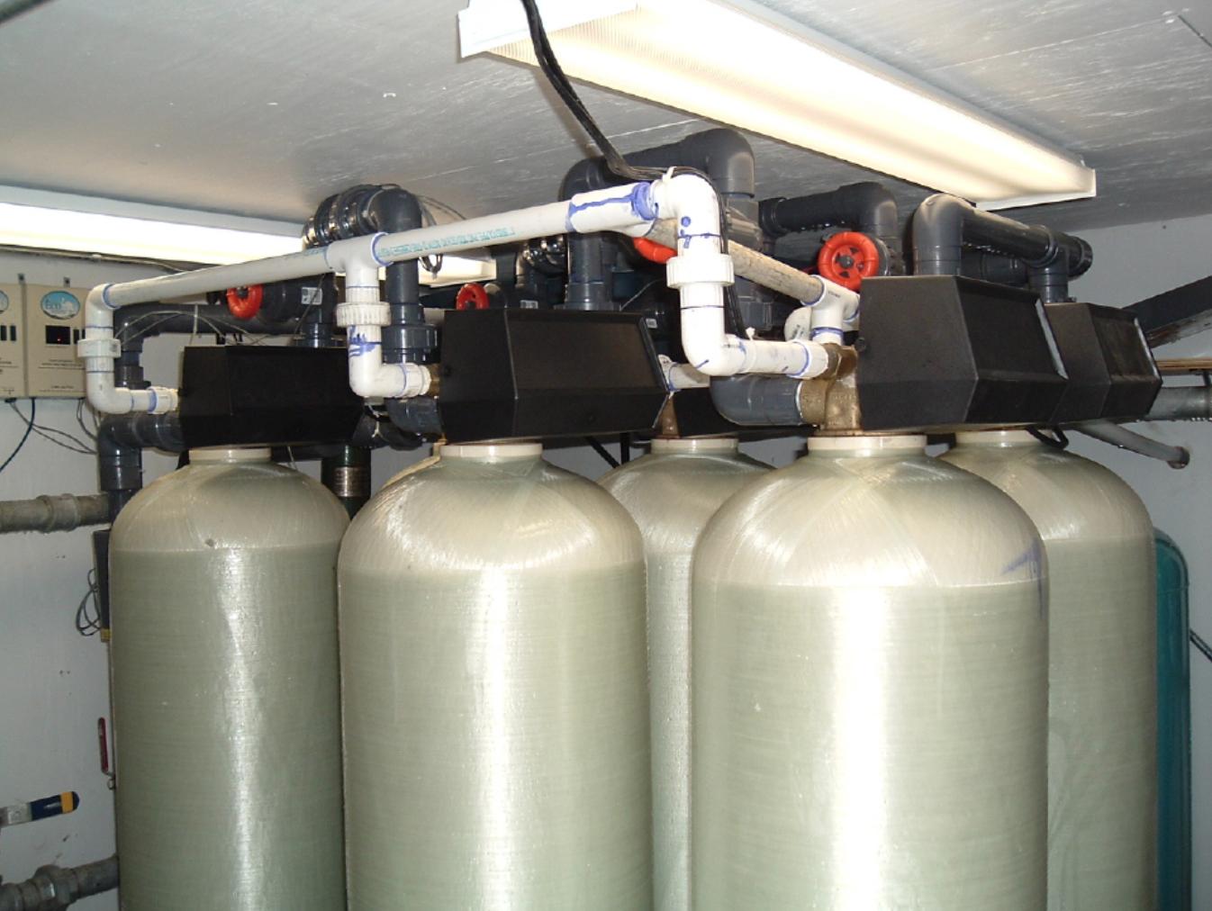ECOsmarte Well Water Configuration