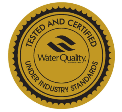 Water Quality Certificate Seal