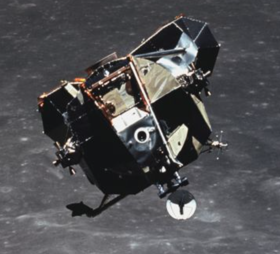 Apollo satellite