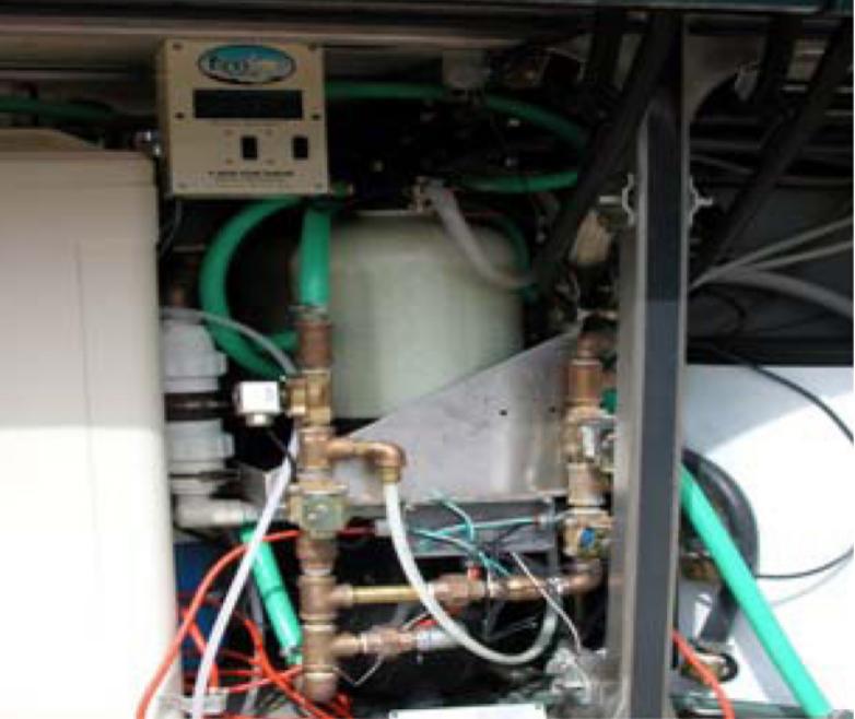 ECOsmarte System installed in an RV