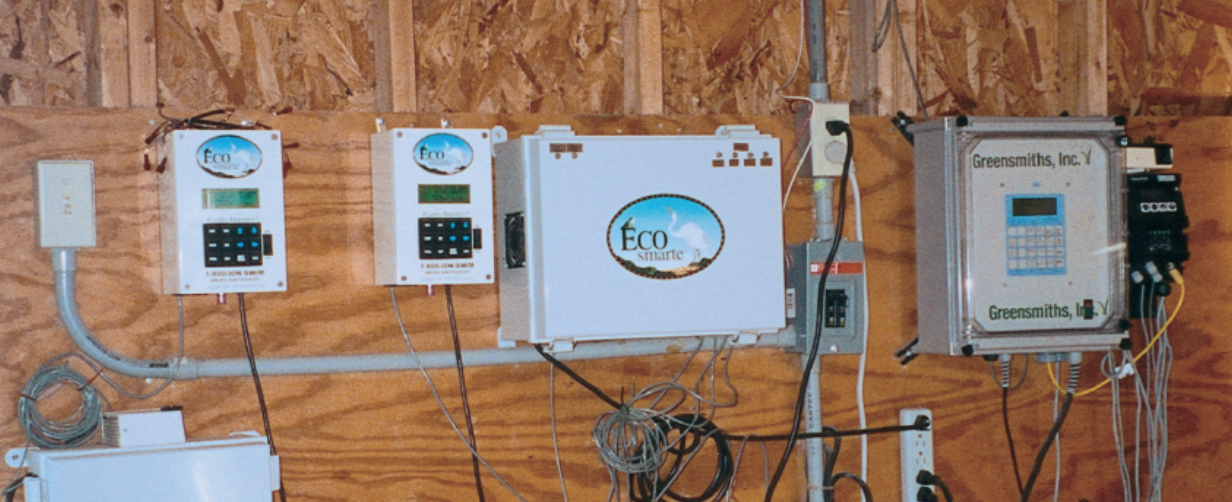 ECOsmarte System Set Up