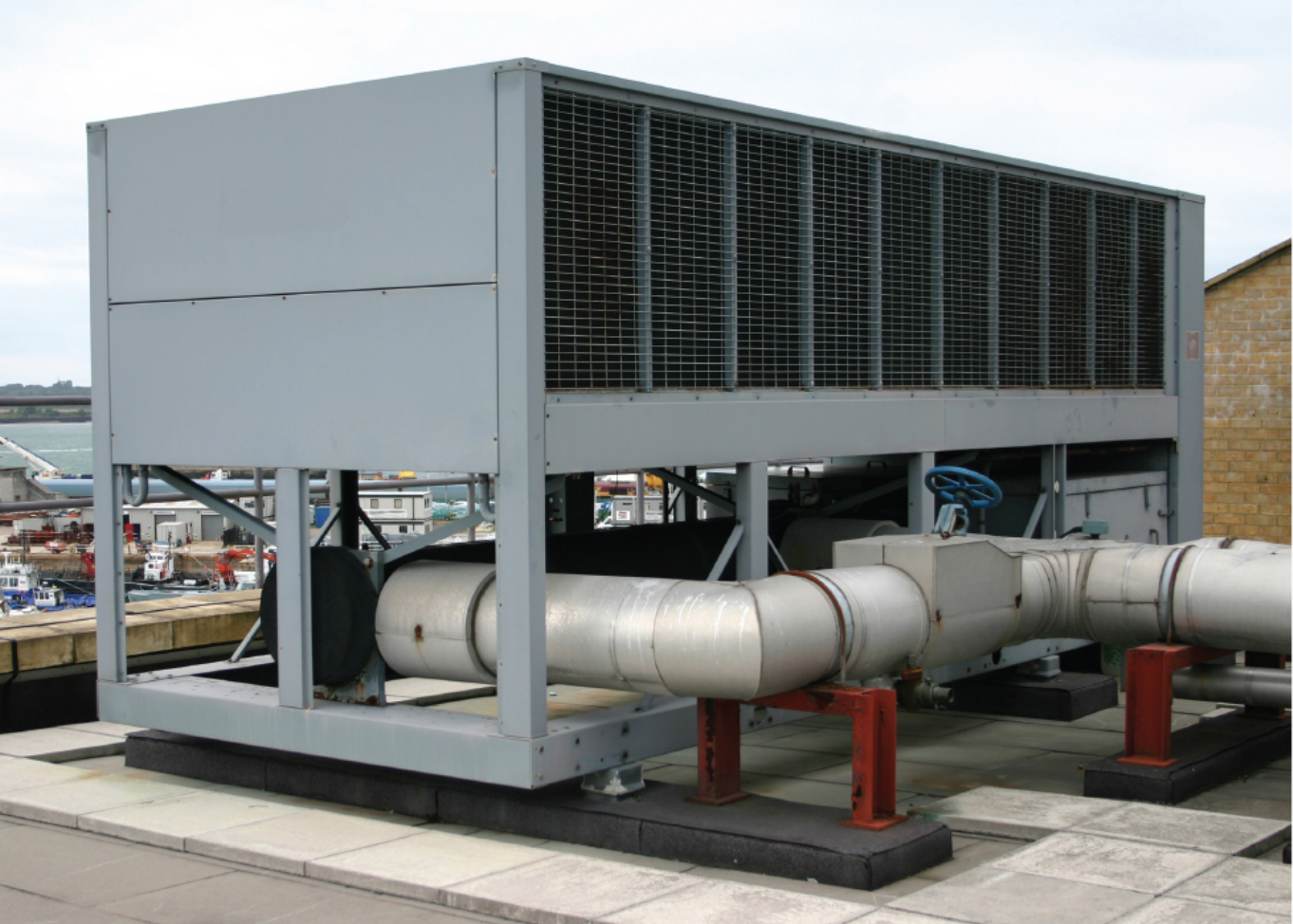 ECOsmarte roof cooling tower