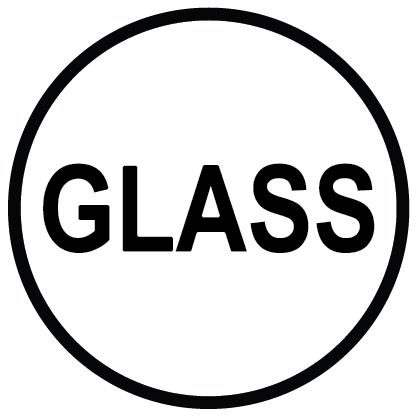 Glass Media Icon